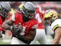 Ohio State Football Top 10 Plays of 2016