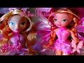 Winx Club Flora Kira Plastinina Limited Edition Doll