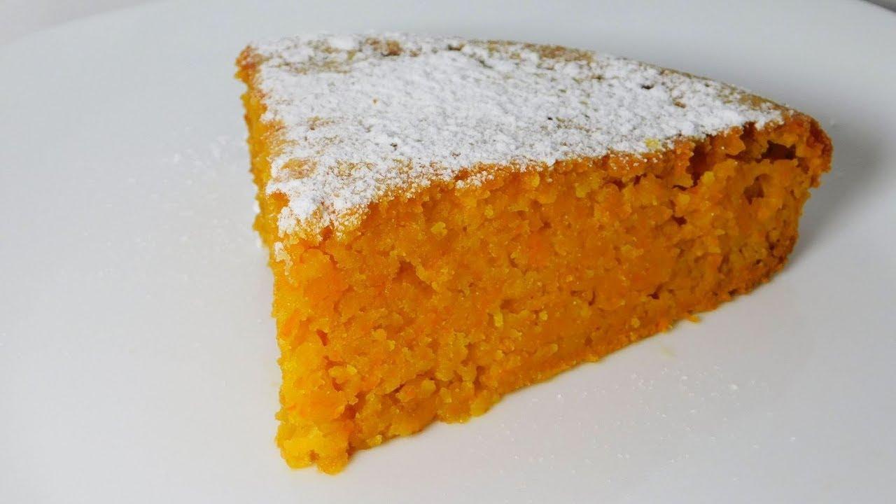 Пирог из тыквы видео
