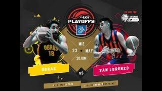 Liga Nacional: Obras vs. San Lorenzo | #LaLigaEnTyCSports