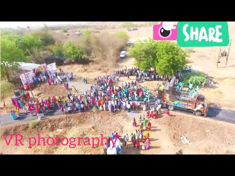 Aadiwasi dhmal drone shot VR photography  8975021880
