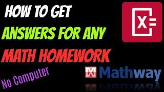 How to Get Answers for Any Math Homework for Free(2017)