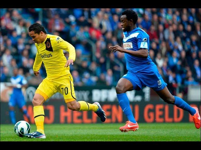 2012-2013 - Racing Genk - Club Brugge - GOAL Carlos Bacca