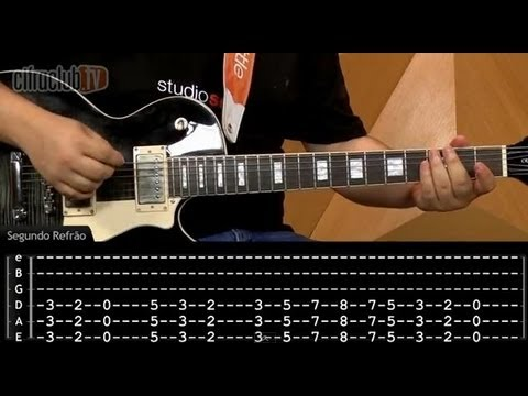 Aerials - System of a Down (aula de guitarra)