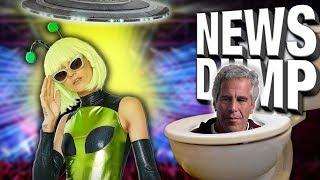 Area 51 Raid is Now a Music Fest + Epstein Conspiracy Theories Run WILD! - News Dump