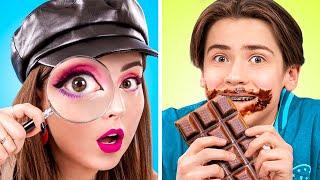 ¿Quién Robó la Tienda de Dulces? 15 Situaciones Graciosas