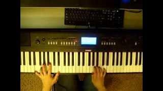 """""""Есть только миг"""". Версия на пианино"""