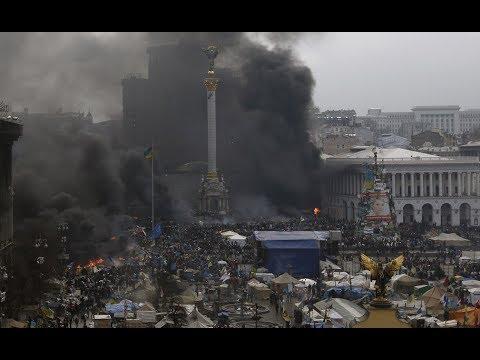 Ukraine Unrest: Rioters renew offensive in Kiev, truce broken