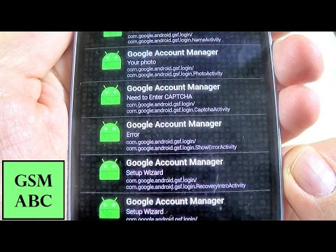 "Bypass ERROR in ""Type Email and Password"" on Google Account Manager 