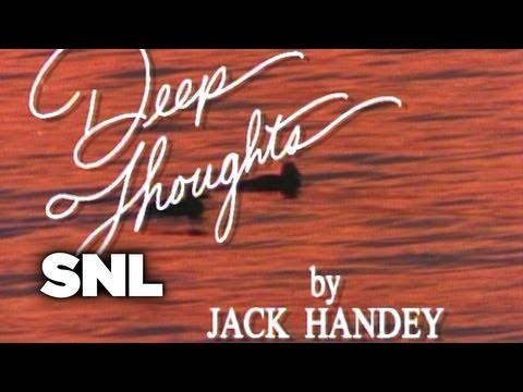 Deep Thoughts: God - Saturday Night Live
