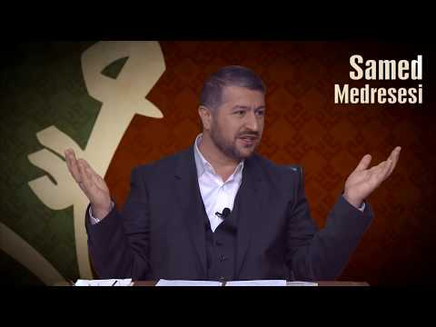 Bir Evlat Olarak Hz. Peygamber (sas) | Muhammed Emin Yıldırım (22. Ders)