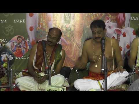 Bhajans by Manjapra Mohan l Sri Krishna Jayanthi Mahothsavam l Sri Venugopalaswamy Temple