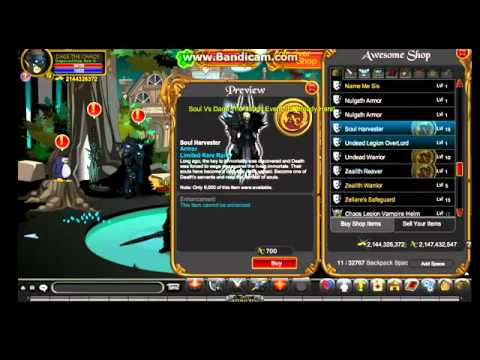 Unkown Lands- AQW Private Server 2012