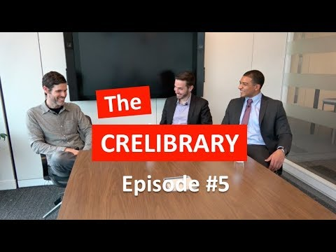 Game Changing Real Estate Tech with Matt MacGillivray | CRELIBRARY Episode #5