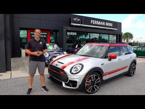 Is The 2020 Mini JCW Clubman The BEST Performance Mini Ever BUILT?