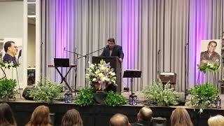 Luis Mendez Memorial Service