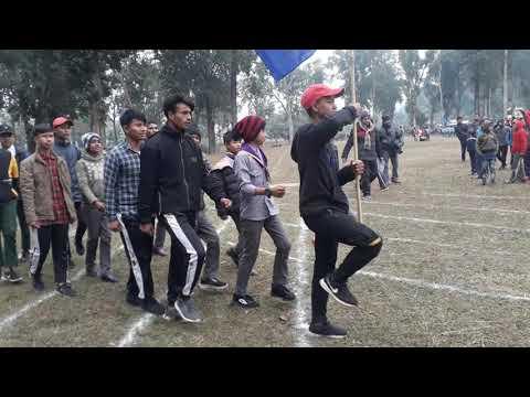 ||NORTH POINT ACADEMY|| MARCHPASS PERFORMANCR in Pattharkot||Hemraj Khanal||