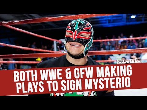 Both WWE & GFW Making Plays To Sign Rey Mysterio