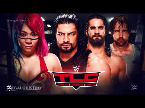 "WWE TLC (Tables, Ladders & Chairs) 2017 Official Theme Song - ""Legendary"" with download link"