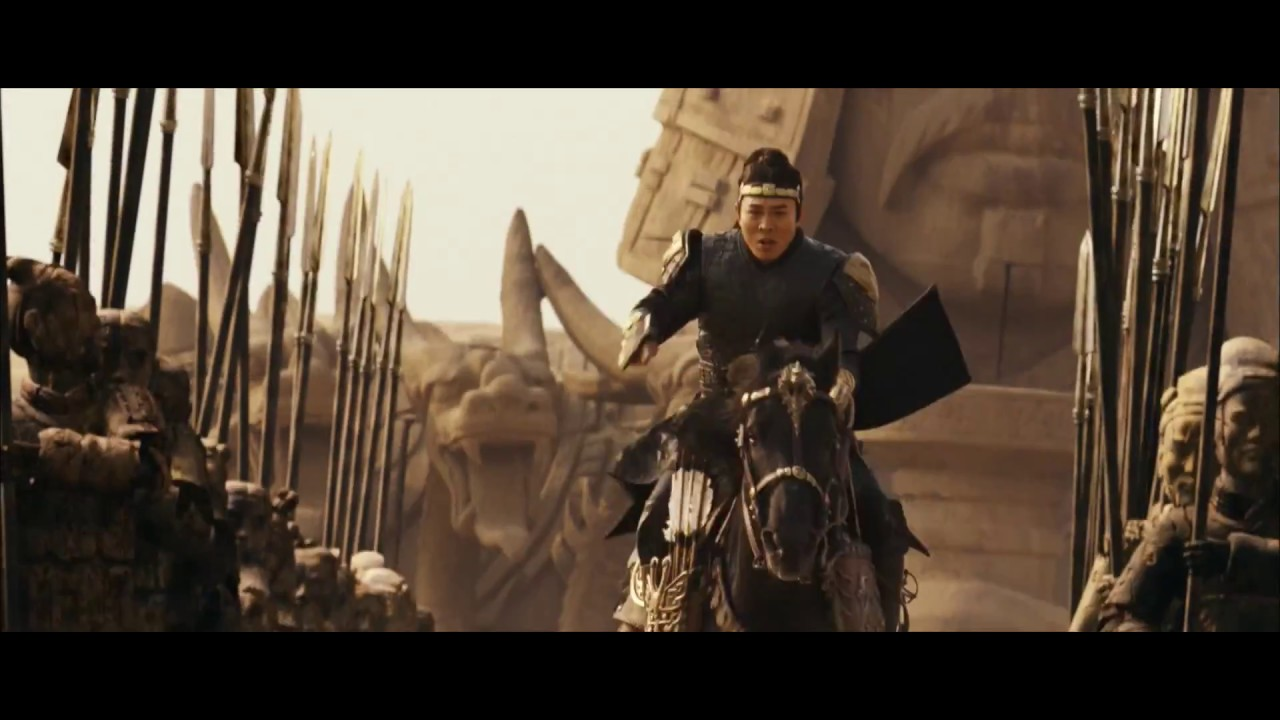 The Mummy Tomb Of The Dragon Emperor 2008 Official Trailer Youtube