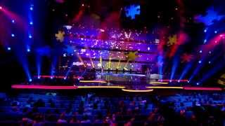 Repeat youtube video JESC 2013 Zlata Ognevich (Interval act, dress rehearsal 29.11.2013)