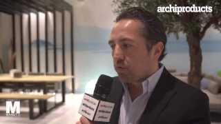 MANUTTI | JEROME PRUDHOMME - I Saloni 2013