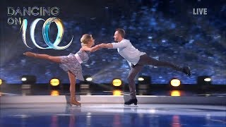 We're Catching Feels From James' Skate! | Dancing On Ice 2019