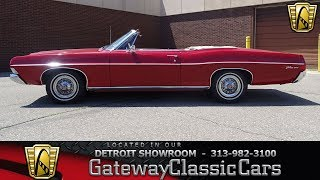 1968 Ford Galaxie Stock # 1171-DET