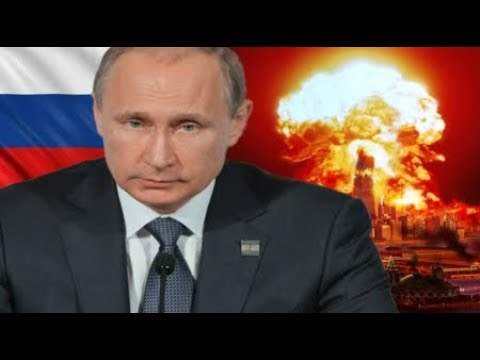 Putin Russia Stern Warning against USA France UK for Bombing Sovereign Country Syria
