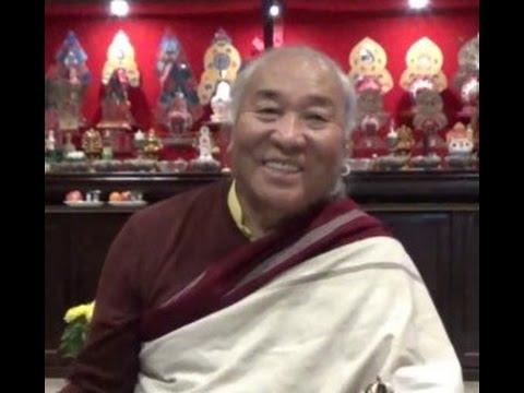 Chöd : Roar Of The Dakinis' Laughter - Lama Ngawang Dorjee at Palyul Pema Mani - January 2017
