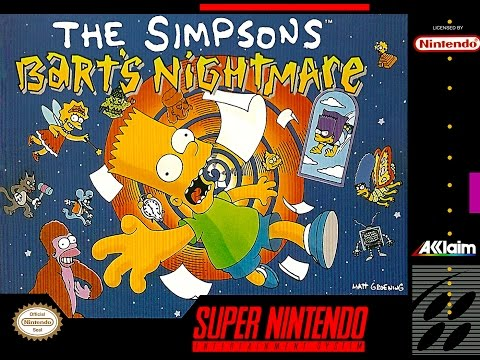 Which SNES Simpsons Games Are Worth Playing Today? - SNESdrunk