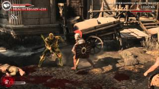 Ryse: Son of Rome PC Gameplay *HD* 1080P Max Settings