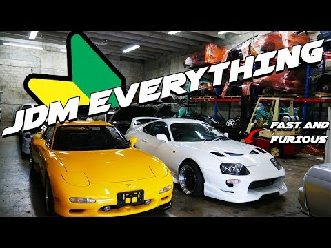 JDM Cars For Sale | Imported And LEGAL!