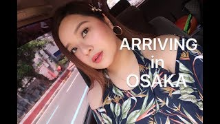 Gambar cover Vlog#12: OSAKA JAPAN AIRBNB TOUR (DAY 1) | Nyssa Chung