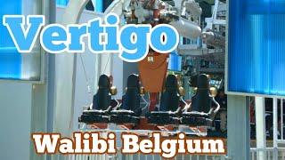 🎢Un Coaster-Téléphérique ? Vertigo à Walibi Belgium - EDB World Ep.21
