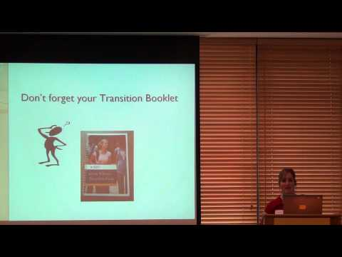 Transition Program - Mary Helmers, RN