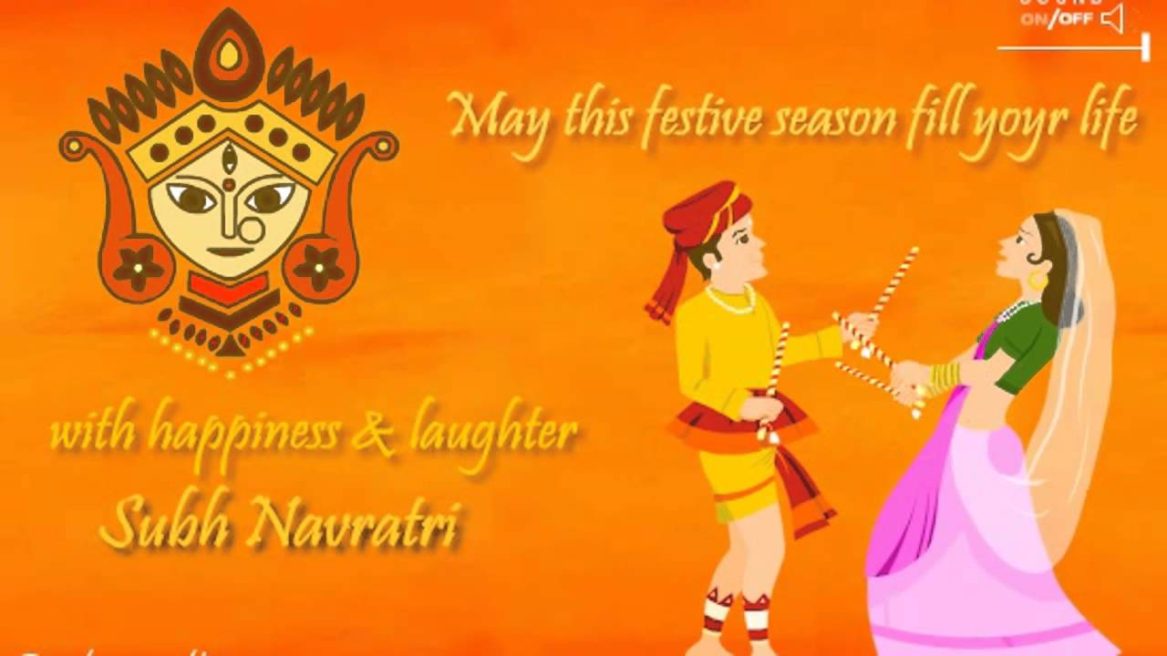 Navratri ecards wishes greetings card video messages 05 navratri ecards wishes greetings card video messages 05 01 kristyandbryce Choice Image