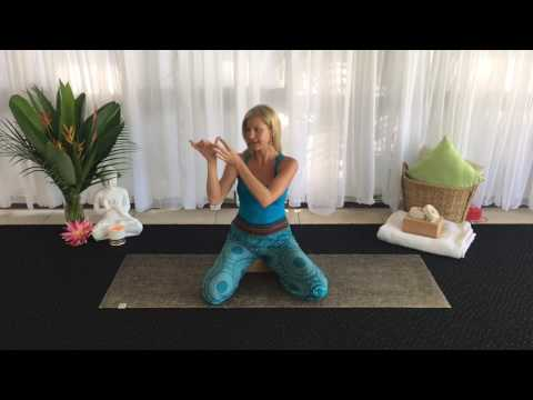 Introduction to Pranayama (Yogic Breathing) with Fiona Hyslop