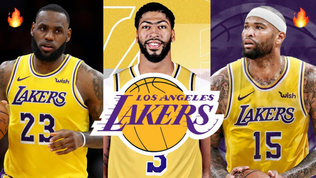 Los Angeles Lakers Previewing the Los Angeles Lakers 2019-20 NBA Season & Predictions ...