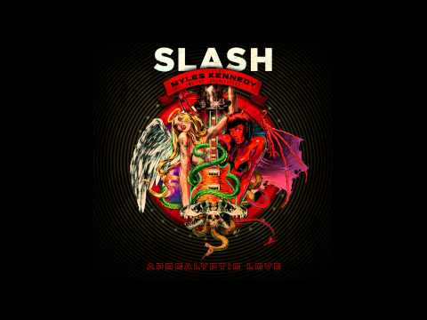 Slash – Anastasia – Backing Track E Tuned – Original Track With Vocals