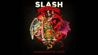 Slash - Anastasia - Backing Track E Tuned - Original Track With Vocals