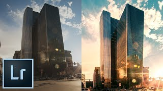 Crazy Lens Corrections & Perspective Changes for Architecture Photos Lightroom Tutorial   Educationa
