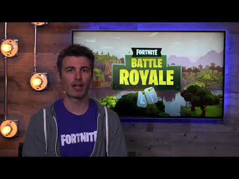 Fortnite Battle Royale Official Incoming Map Update