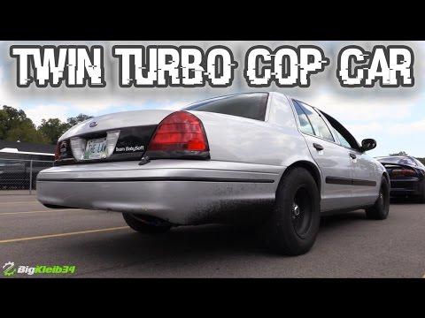World's Fastest Cop Car? BOOOOOST!