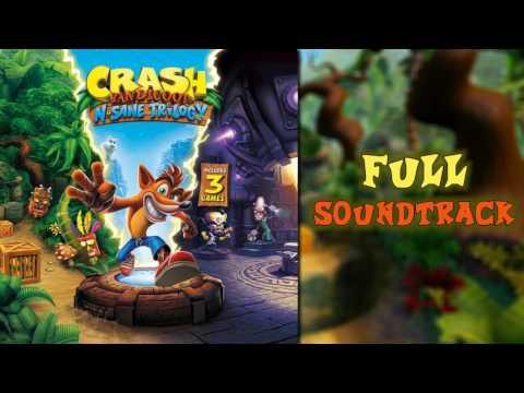 Crash Bandicoot N. Sane Trilogy - Full Soundtrack (Complete OST) (2017) (Music)