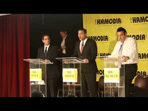 Closing Statements @ the Hamodia City Council Debate for NYC 44th District