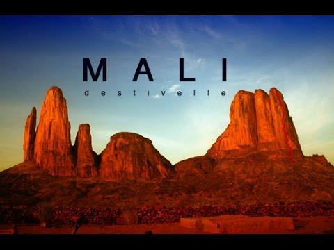 Catherine Destivelle - Climbing in Mali - Africa