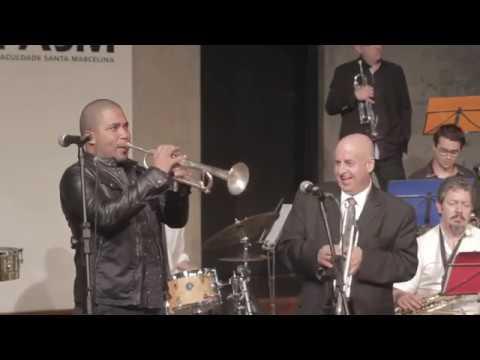 Greg Gisbert & Yturvides Jazz Trumpet Festival Brasil