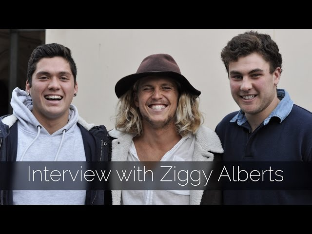 Interview with Ziggy Alberts   Crtive.