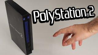 El CLON de la PlayStation 2 - PS2 FAKE Poly Station 2